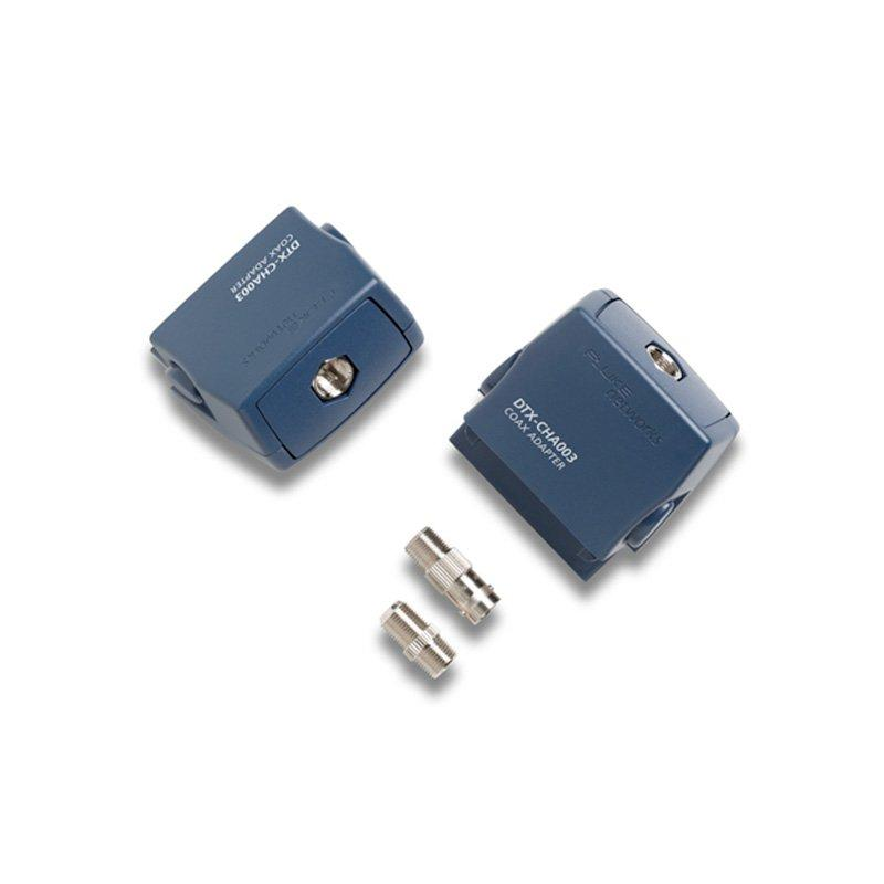Набор адаптеров DSX для коаксиального кабеля Fluke DSX-COAX