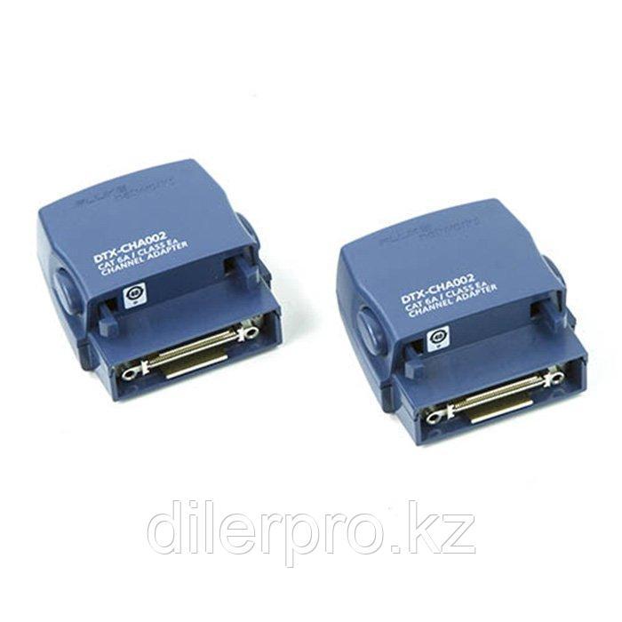 Fluke Networks DTX-CHA002S комплект из двух адаптеров канала кат. 6А/класса Eа