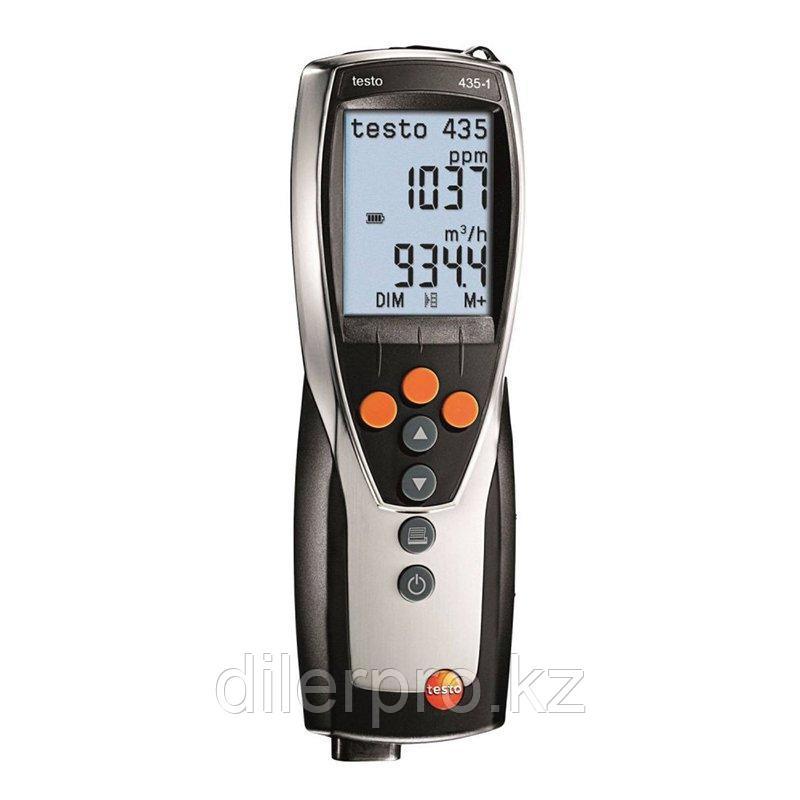 Прибор оценки качества воздуха Testo 435-2