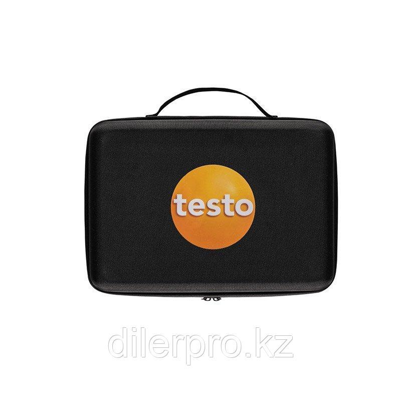 Смарт-кейс Testo для систем вентиляции