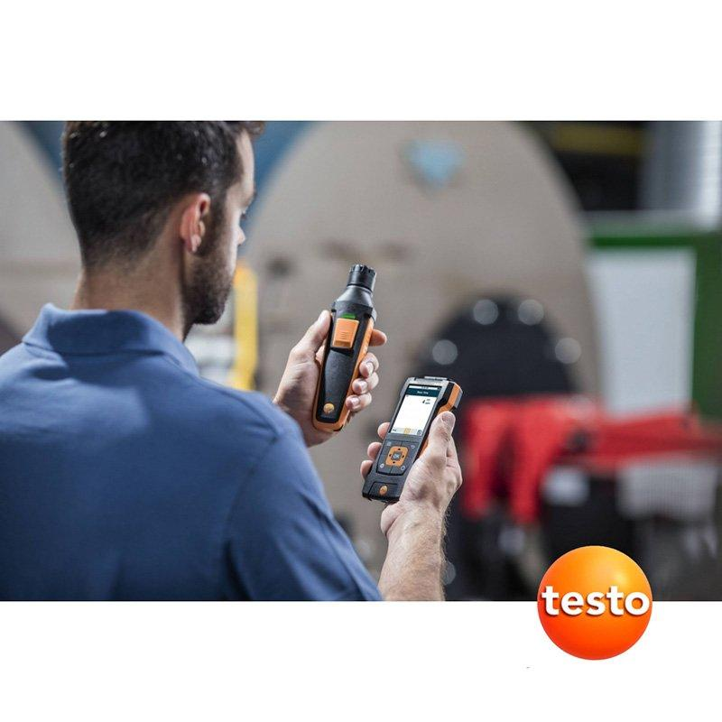 Цифровой зонд Testo CO фикс. кабель