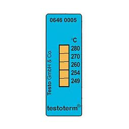 Термометрические полоски Testo