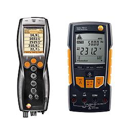 Комплект Testo 330-1 LL NOx с мультиметром Testo 760-2