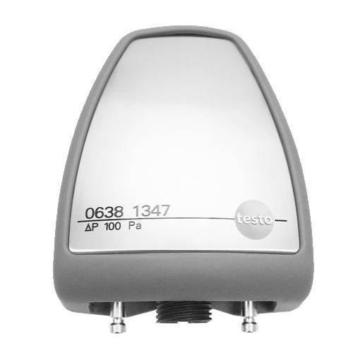Зонд давления 10 гПа в прочном металлическом корпусе Testo