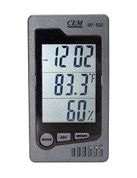 Измеритель температуры и влажности CEM DT-322