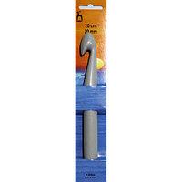 Крючок вязальный d-20.0мм, 17 см PONY 45864