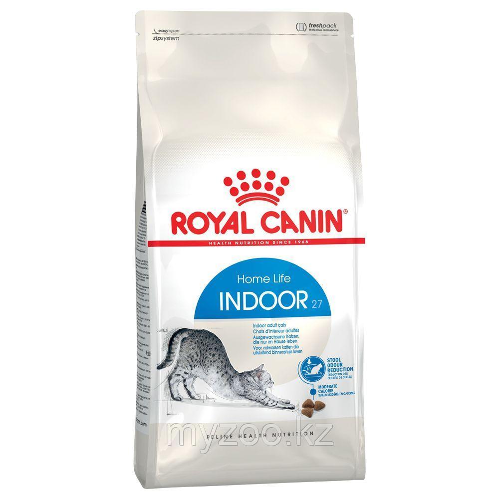 Корм для домашних кошек Royal Canin INDOOR 10 kg