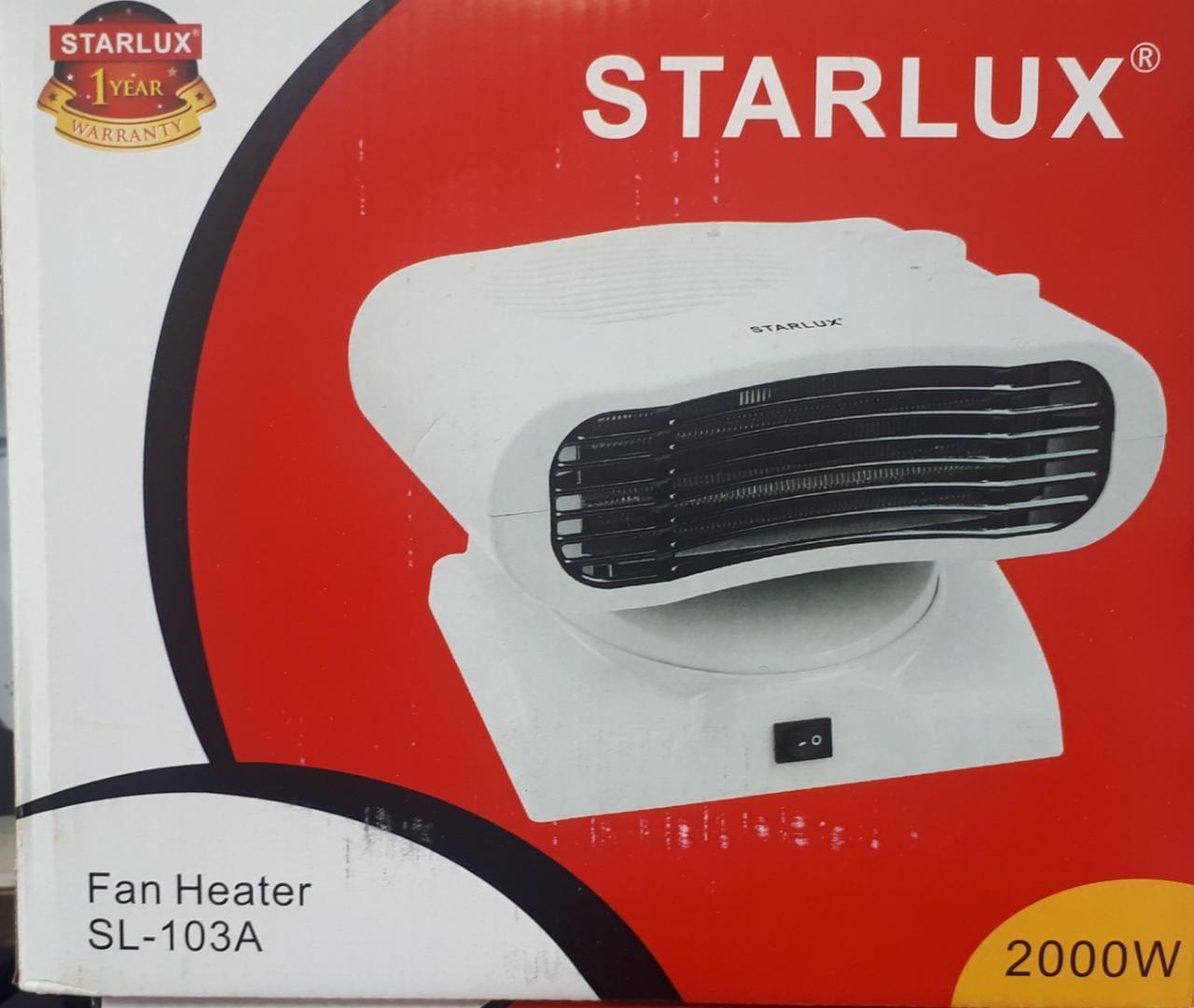Обогреватель с автовыключением Starlux SL-103A