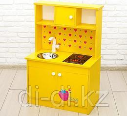 Игровая мебель «Кухонный гарнитур Клубничка»
