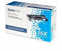 Картридж CF226X (26Х) Euro Print
