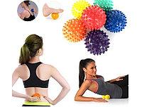 Массажер шарики для кисти рук (ежик, ёжик) мяч массажный