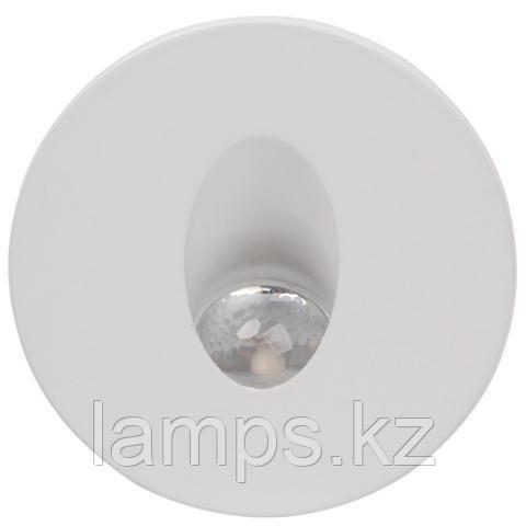 Светодиодная подсветка для лестниц YAKUT 3W матовый