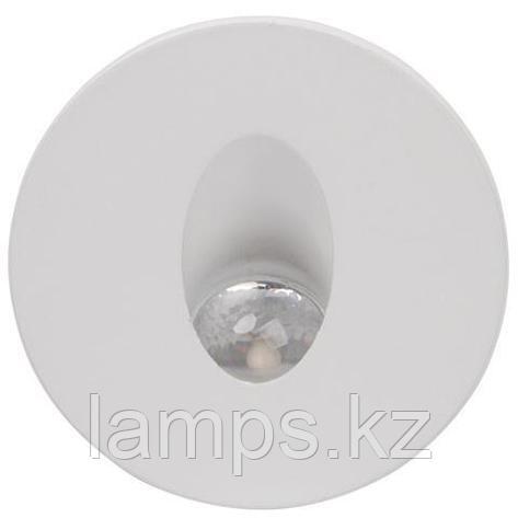 Светодиодная подсветка для лестниц YAKUT 3W матовый, фото 2