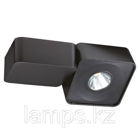 Светильник на шину, трековый, потолочный, светодиодный TORINO-23 23W черный 4200K