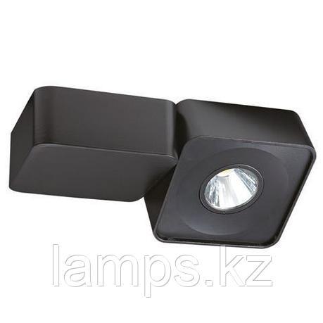 Светильник на шину, трековый, потолочный, светодиодный TORINO-23 23W черный 4200K, фото 2