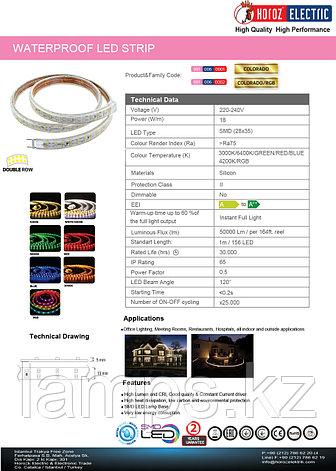 Комплект для подключения светодиодных лент COLORADO, 6А 10ММ 220V, фото 2
