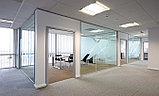 Перегородки из стекла для офисов и дома, фото 4