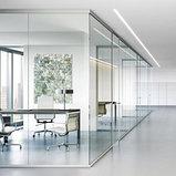 Перегородки из стекла для офисов и дома, фото 5