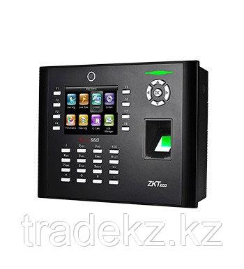 Биометрический терминал учета рабочего времени ZKTeco iClock660