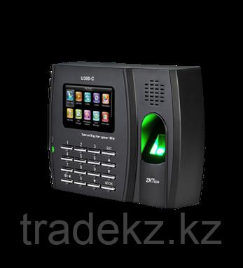 Биометрический терминал СКД и учета рабочего времени ZKTeco U300-C, фото 2