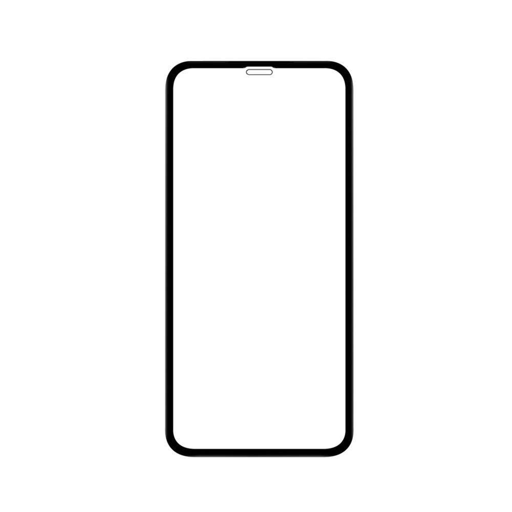 Защитное стекло 5D A-Case Apple iphone xs, iphone 10s, Окантовка Black