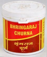 Брингарадж чурна (Bhringaraj churna) Vyas, 100гр