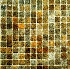 Средняя мозаичная плитка светло-коричневый