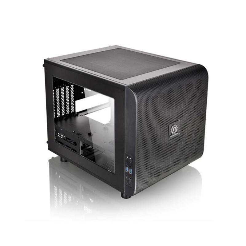 Кейс Thermaltake Core V21 Black