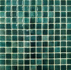 Средняя мозаичная плитка зелёный