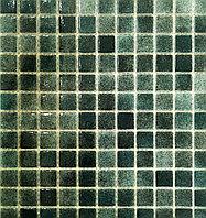 Средняя мозаичная плитка болотно-зелёный