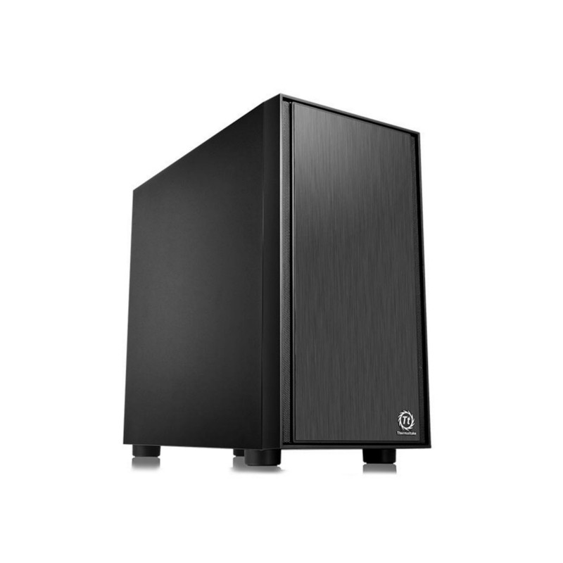 Кейс Thermaltake H17/No Win Black