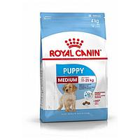 Royal Canin MEDIUM PUPPY 4 kg Корм для щенков средних пород