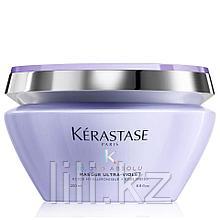 Питательная фиолетовая маска, нейтрализующая желтые полутона Kerastase Ultra-Violet 200 мл.