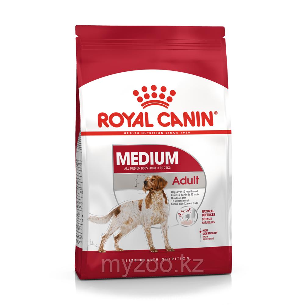 Royal Canin MEDIUM ADULT PRO 4 kg Корм для взрослых собак средних пород