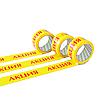 Cкотч «Акция», желтый
