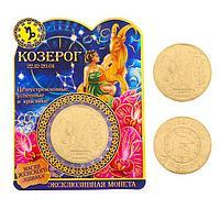 """Монета """"Козерог"""", фото 1"""