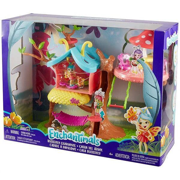 """Mattel Enchantimals """"Домик бабочек"""" - фото 4"""