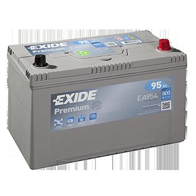 EXIDE Premium EA 954 95Ah