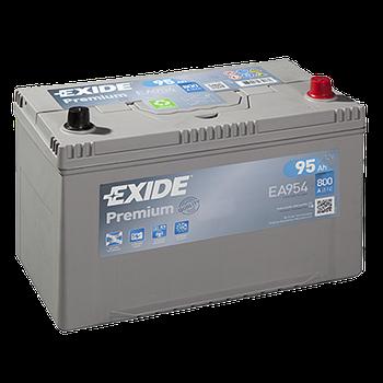 Аккумулятор EXIDE Premium EA 954 95Ah