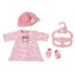 Zapf Creation my little Baby Annabell  Бэби Борн Платье, шапочка и босоножки, 36 см