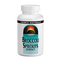 Source Naturals, Брокколи, 60 таблеток. 2 таблетки=0,5 кг. брокколи.