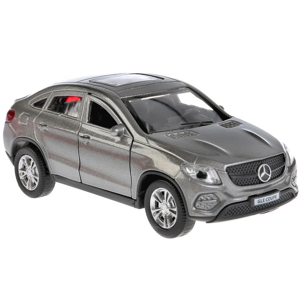 Технопарк Металлическая инерционная модель Mercedes-Benz Gle Coupe