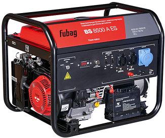 Генератор бензиновый BS 8500 A ES 8 кВт