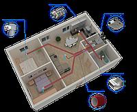 Вентиляция коммерческих помещений и квартир