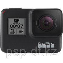 Экшн камера GoPro HERO7 Black + набор Jupio Value Pack: 2x Battery + Compact USB Triple Charger