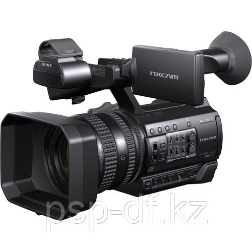 Видеокамера Sony HXR-NX100 Full HD NXCAM + аккумулятор Jupio NP-F970