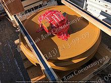 Колесо натяжное для бульдозера New Holland D180