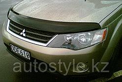 Дефлекторы на Mitsubishi Outlander XL 2007-2012`