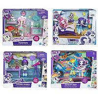 My Little Pony Май Литл Пони Equestria Girls Игровой набор для мини-кукол, фото 1