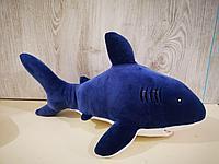 Мягкая игрушка Акула 50 см.